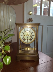 the offending clock