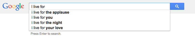 googlepoem
